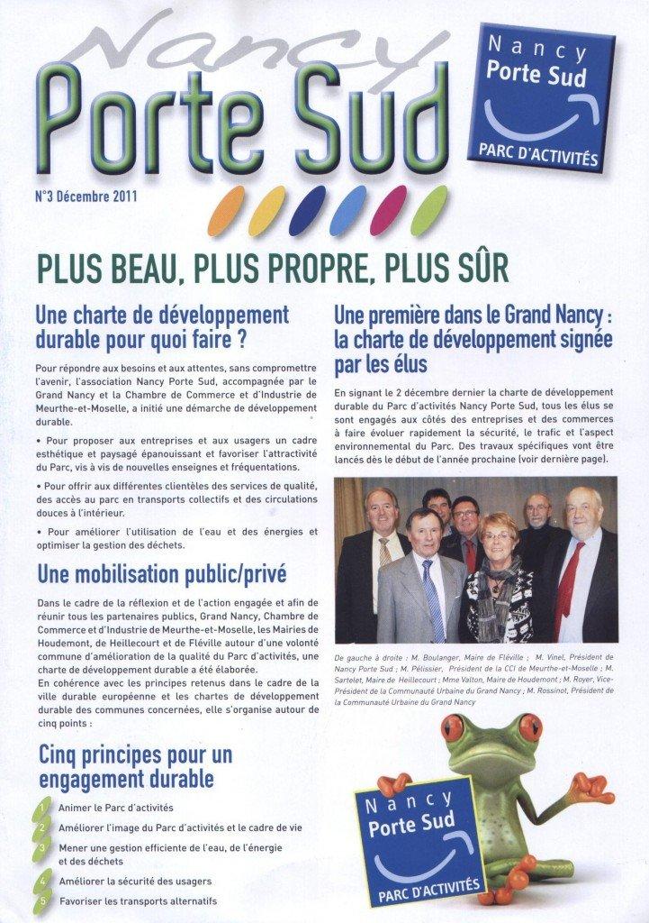 Autopromotion et supercherie sur Grand-Nancy Porte Sud dans Actualité locale NPS1-721x1024